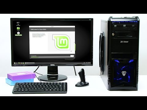 Embracing Linux: Mint Week