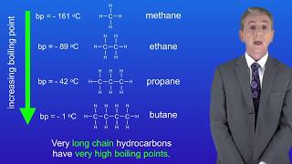 """GCSE Science Revision Chemistry """"Properties of Hydrocarbons"""""""