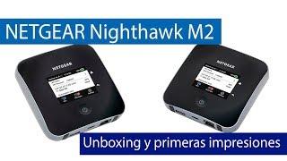 NETGEAR Nighthawk M2: Conoce este router 4G LTE con Wi-Fi y puerto Gigabit Ethernet