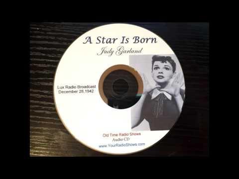A Star is Born - Judy Garland - YourRadioShows.com
