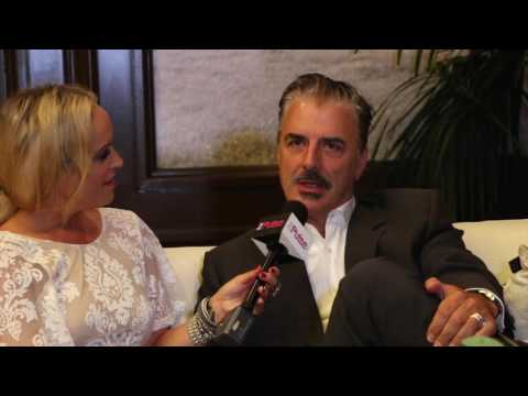 Chris Noth Interview at La Costa Film Festival