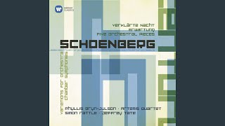 Erwartung (Monodrama) , Op.17 (1909) , IV: Szene:: Liebster, Liebster, der Morgen kommt...