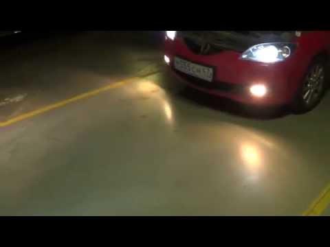 Светодиоды Mazda 3 H7, H11