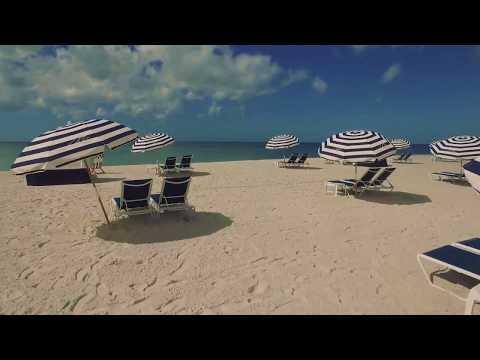 Newly Renourished Beach - The Resort at Longboat Key Club