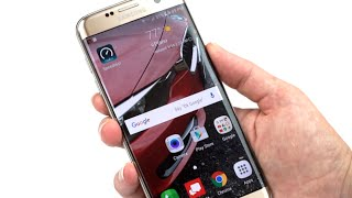 "Samsung Galaxy S7 edge Review(Lisa Gade reviews the Samsung Galaxy S7 edge, the bigger and curvier of Samsung's glass and metal flagship phones for 2016. The edge model's 5.5"" display ..., 2016-03-14T22:26:13.000Z)"