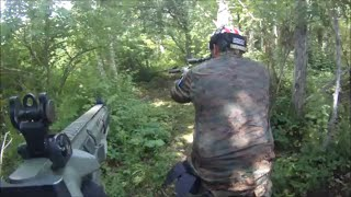 Horsemen Airsoft - Allen Force Charity - Blast Camp - ShortFuse -  Part 1