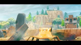 Fortnite - NEW Cube Event + Leaky Lake Cinematic (Free Cinematic Pack)