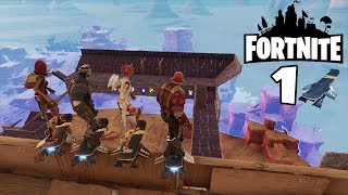 Fortnite : Course D'overBoard #1 Fortnite Sauver le Monde