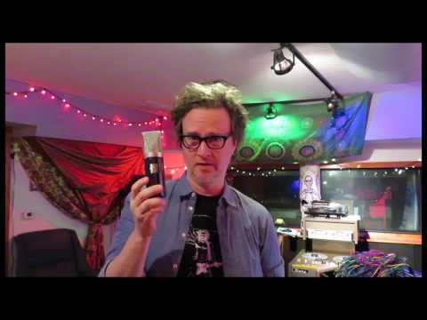 "Greg Wells says, ""This mic blows me away."""