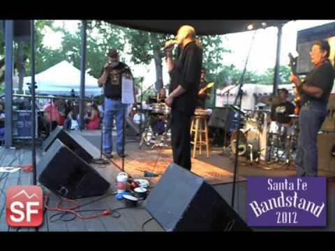 Lumbre del Sol live at Santa Fe Bandstand 2012