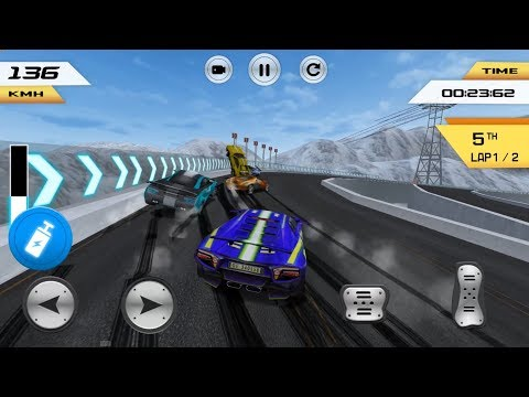 Nitro Racing Fever - 3D Drift Racing Simulation Games - Android Gameplay FHD