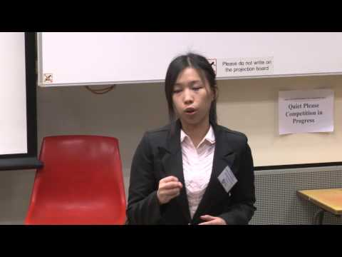 HSBC Asia Pacific Business Case Competition 2013 - Round1 E2 - CityU