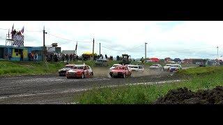 Автокросс в г.Первоуральске - Супер-1600, финал