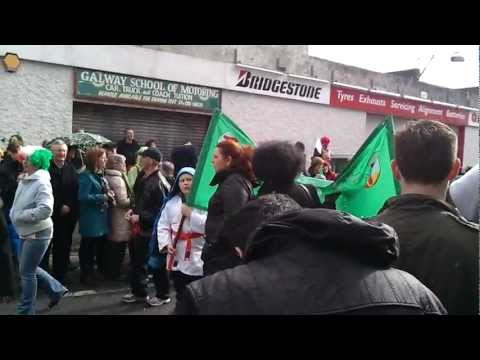 Galway St. Patrick's Day Parade 2012