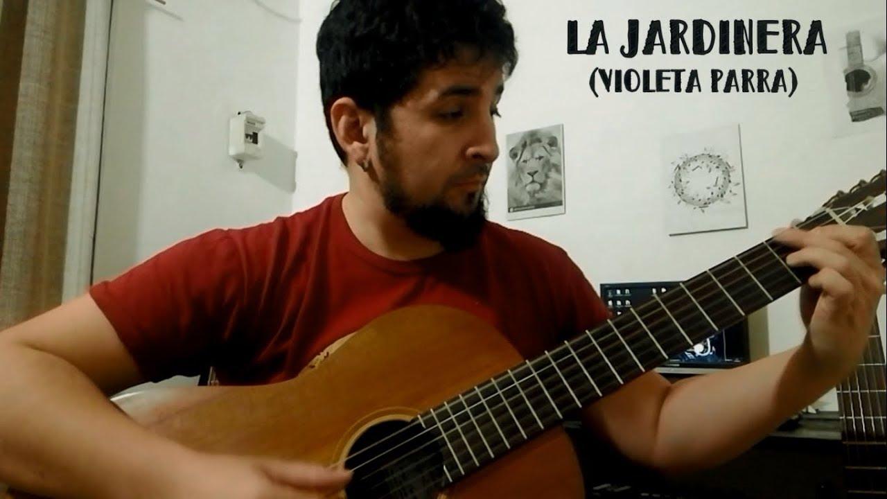 La Jardinera - Violeta Parra - Por Chapu San Miguel