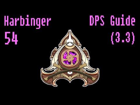 [Rift] 54 Harbinger DPS Guide (3.3)