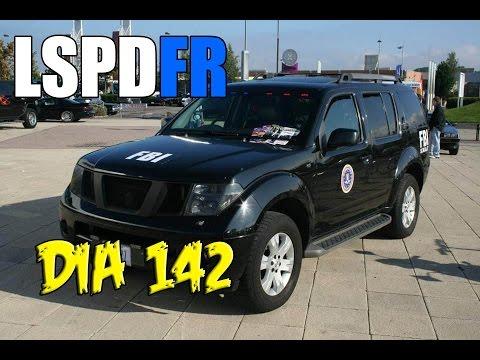 LSPDFR   Día 142   FBI - intentando parar un tanque