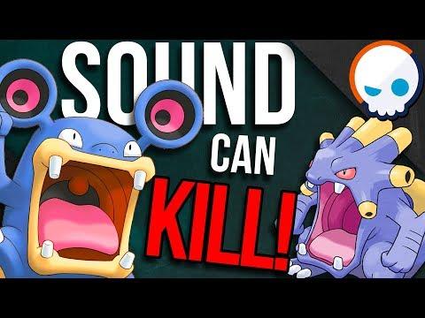 Just How LOUD is EXPLOUD!? - Pokemon Science | Gnoggin