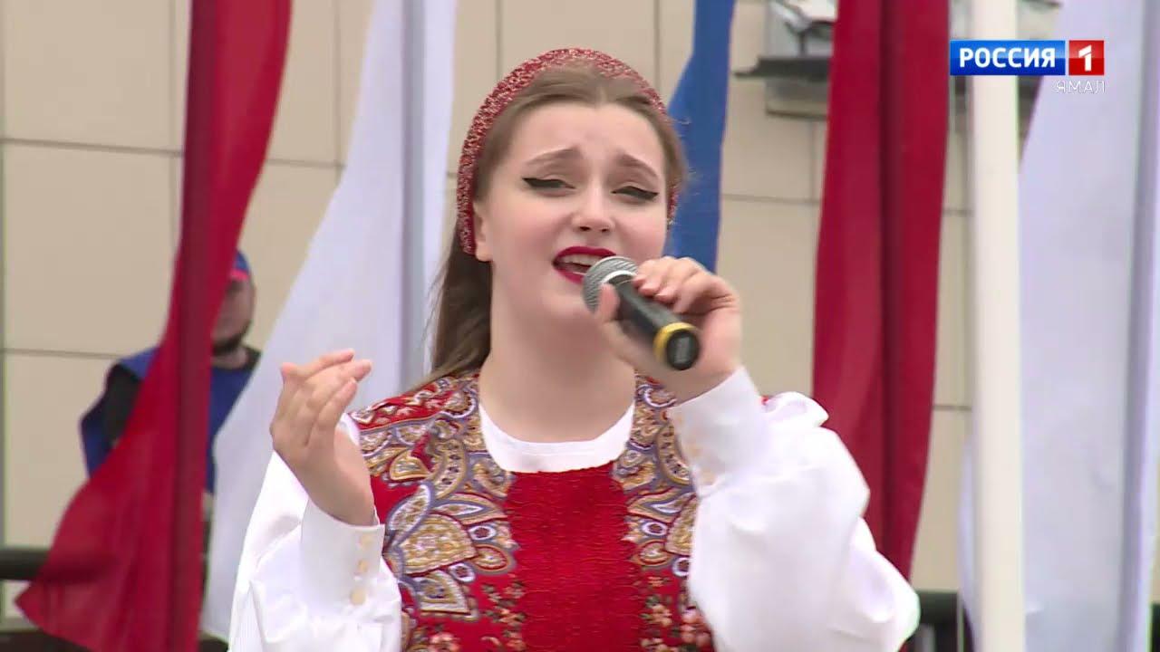 «Вести Ямал» итоговый выпуск: о большой школьной реновации и праздновании Дня России