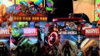 Toy Haul #1 (lego, mega bloks, marvel universe, more)