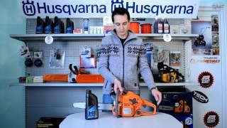 Husqvarna 135 Обзор бензопилы