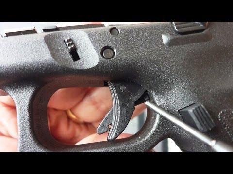 Glock Trigger Reset Failure