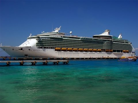 Vision of the Seas- Royal Caribbean holiday montage- SJ4000 HD action camera Footage-