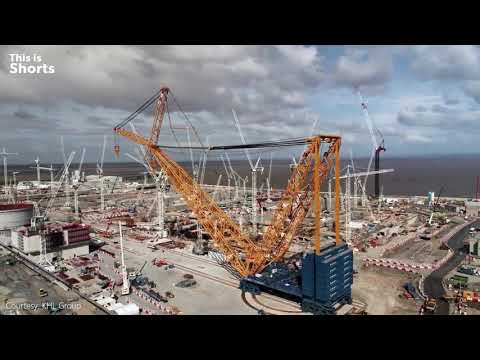 Worlds Largest Land Crane