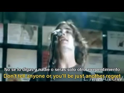 The All American Rejects - Dirty Little Secret (Lyrics English - Español Subtitulado)