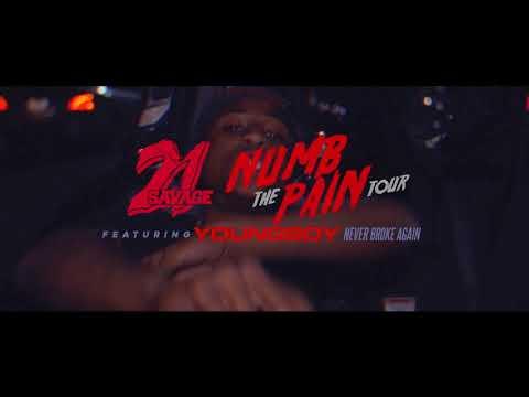 Numb The Pain Tour Trailer