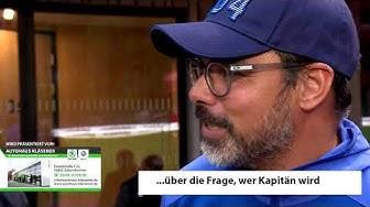 Schalke in Mittersill: David Wagner zieht Bilanz