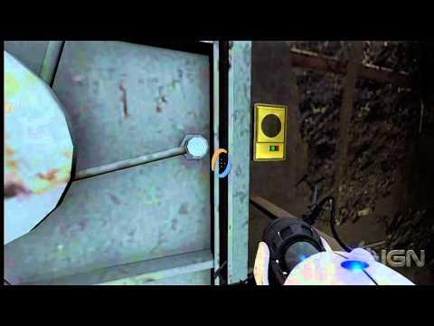 Portal 2 First Playthrough: Door Prize Achievement  Trophy