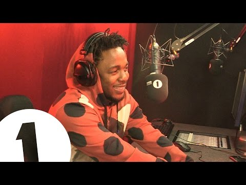 Kendrick Lamar interviewed by Annie Mac (Part 1)