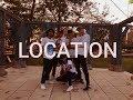 Khalid - Location (Bro Justin Edit)   Anny Sonar Choreography   RGFamily   HD video