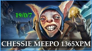 Chessie Meepo gameplay 1365xpm