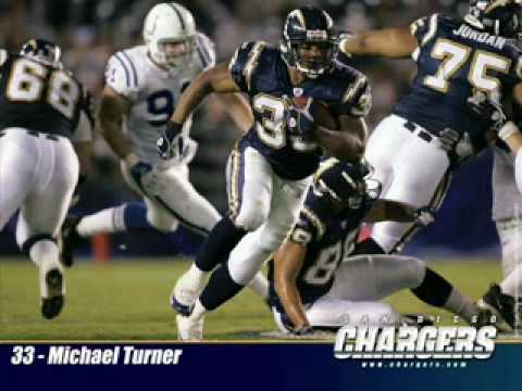 Michael Turner Highlights