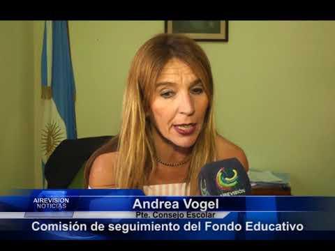 Andrea Vogel Com  seguimiento Fondo Educativo