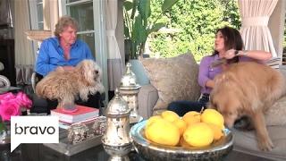 RHOBH: Unseen Moment - Lisa and Ken Discuss #KnickerGate (Season 7, Episode 5) | Bravo