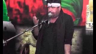 Zakir Aamir Abbas Rabani  majlis  10 Muharam Ashra Farooq colony Sargodha