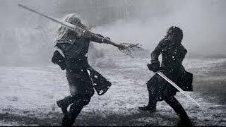 Jon Snow Fight Scenes