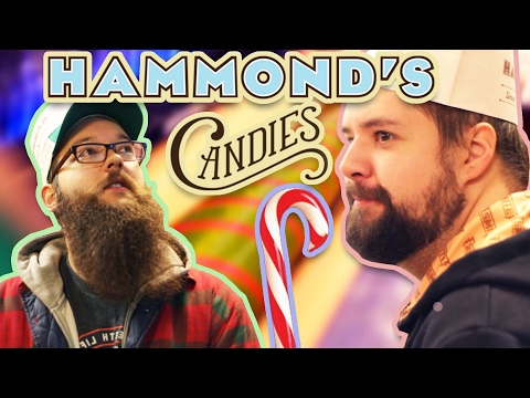 Hammond's Candy Factory Tour