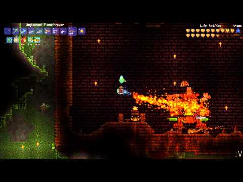how to get the water bolt in terraria ps4