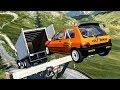 Crazy Jumps #1 – BeamNG Drive Crashes | CrashBoomPunk