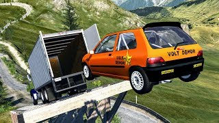Crazy Jumps #1 – BeamNG Drive Crashes | CrashBoomPunk
