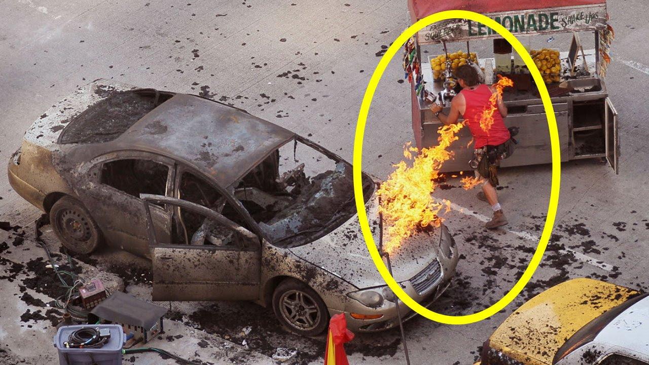 Deadly Car Crashes