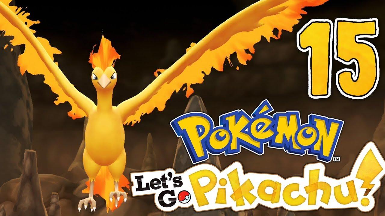 LAVADOS! Pokémon Let's Go Pikachu & Evoli! #15 - YouTube