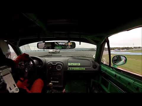 Chris Watkins Glen Qualifying