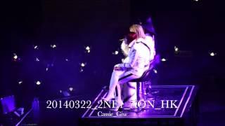 2NE1  Come Back Home (Unplugged Version)  HK Live