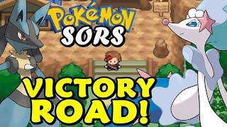 Pokémon SORS (Detonado -  Parte 19) - ESTRADA DA VITÓRIA - PARTE 1