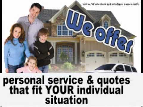 Car Insurance Watertown NY